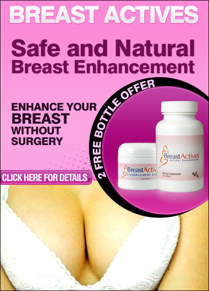 Is Breast Actives Safe?